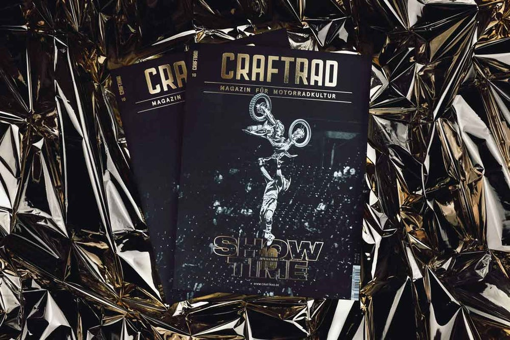CRAFTRAD N°10 – Showtime