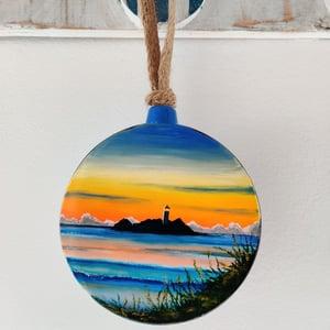 Image of Gwel Byghan - Godrevy Lighthouse
