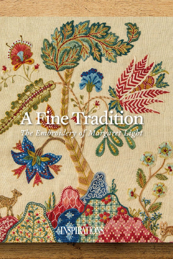 Image of A Fine Tradition: Embroidery of Margaret Light