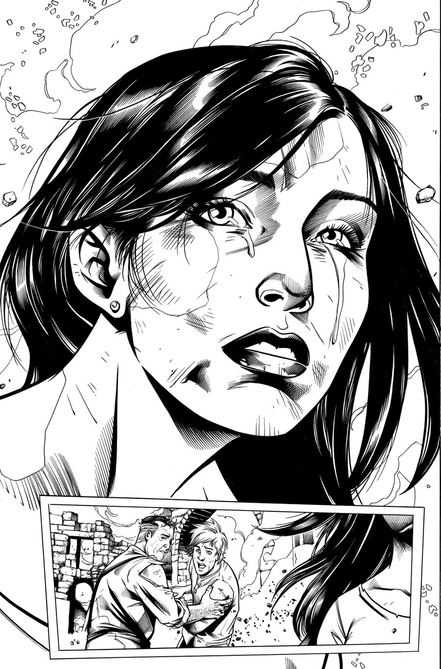 Image of Dark Knights: Death Metal: The Last 52: War of the Multiverses: Lois (2020) #1 PG 1