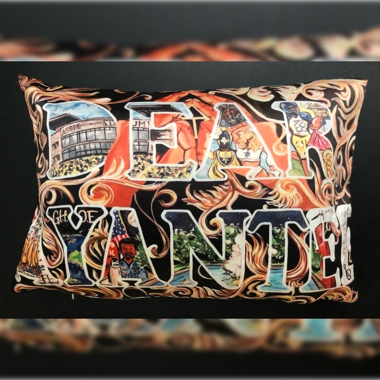 Image of DEAR AYANTEE | PILLOW