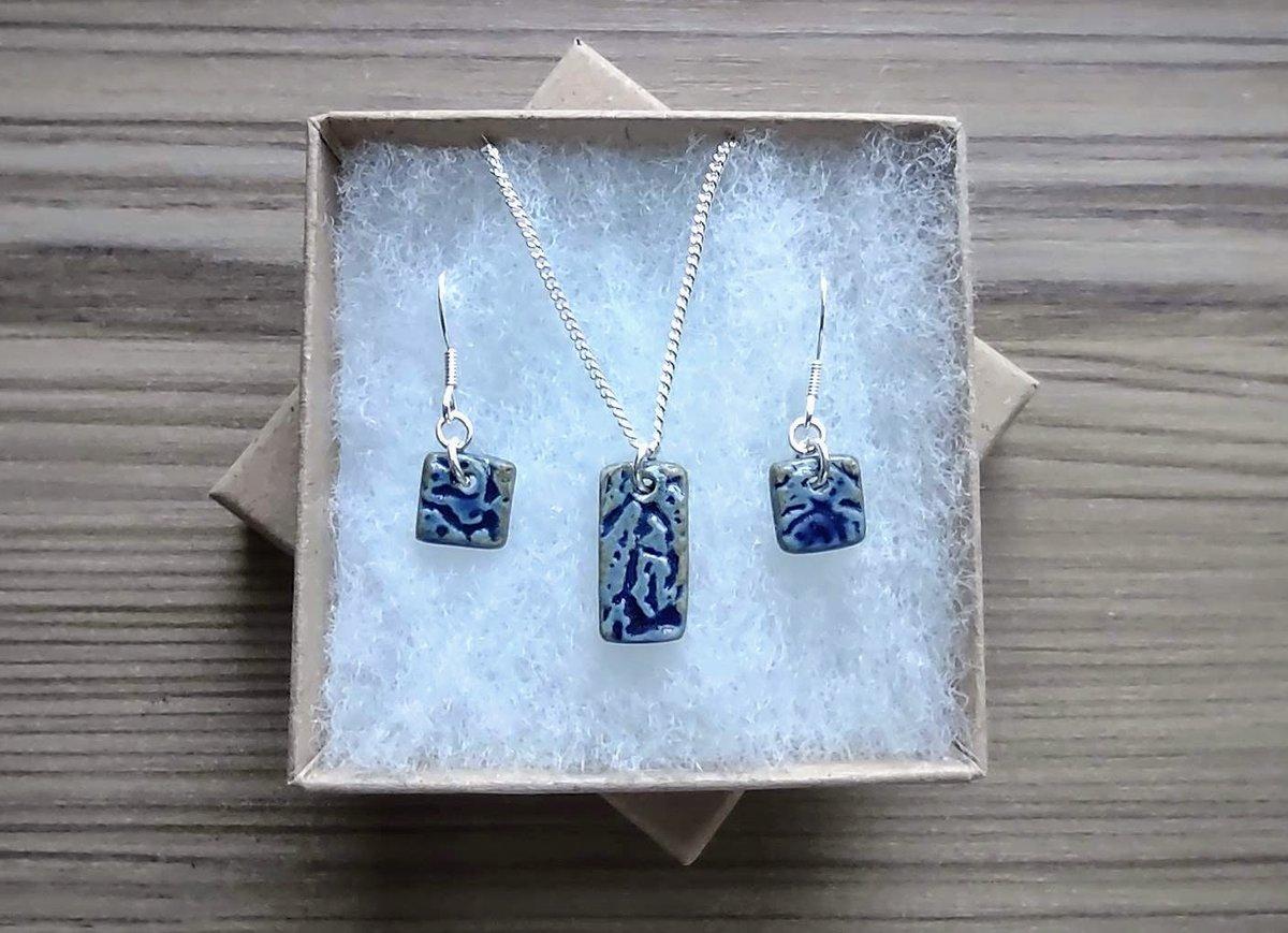 Ocean Wave Blue set