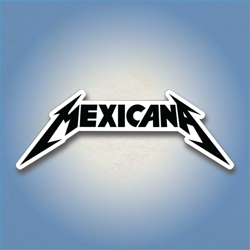 Mexicana Sticker
