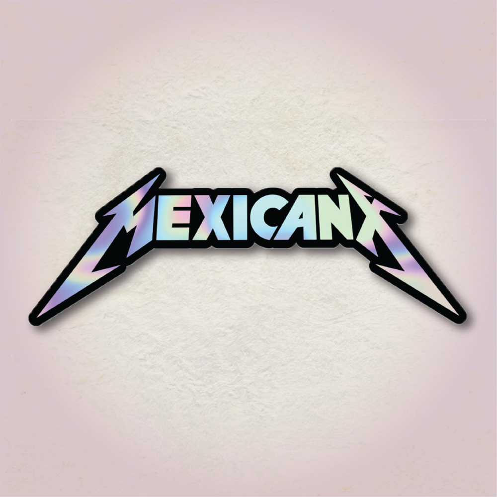 Mexicanx Sticker