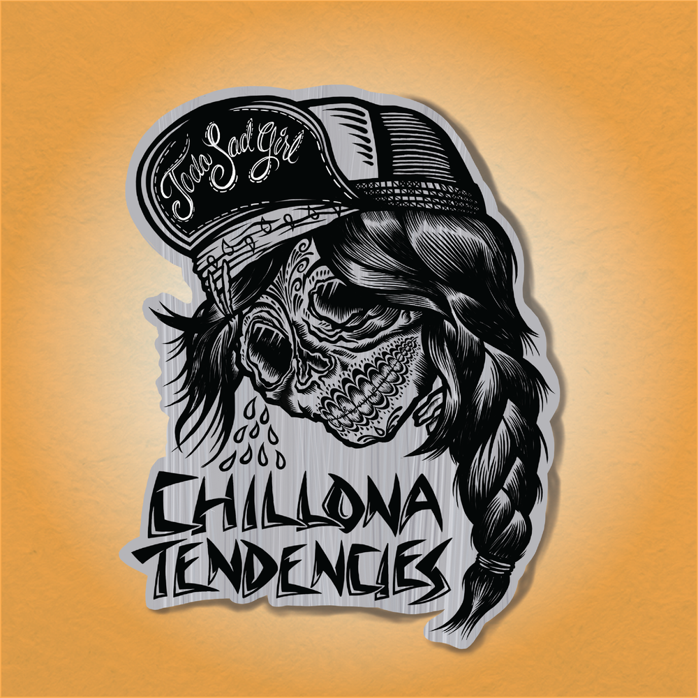 Chillona Tendencies Sticker