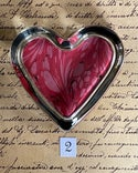 Heart Paperweights I