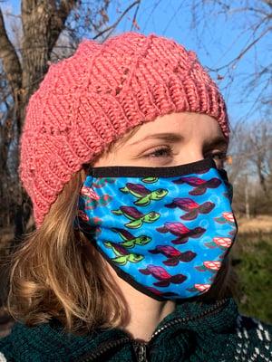 Completely Bonkers - Turtle Mask (Buy 1, Get 1 Free)