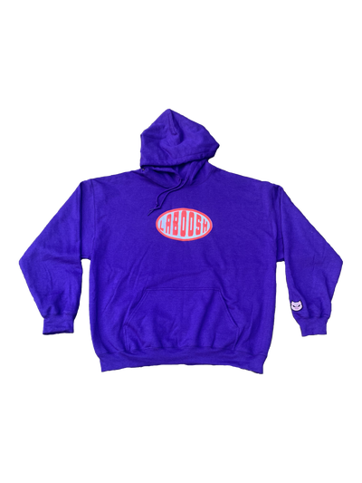 Image of Purple Laboosh Hoodie