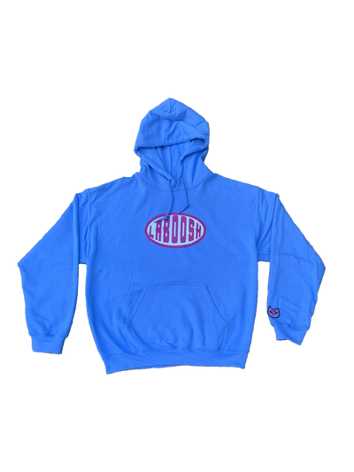 Image of Light Blue Laboosh Hoodie