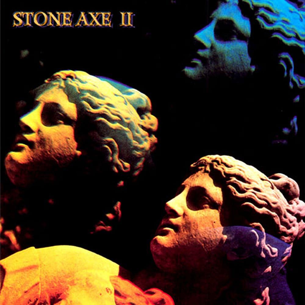 Image of Stone Axe - Stone Axe II Deluxe Edition (CD/DVD)