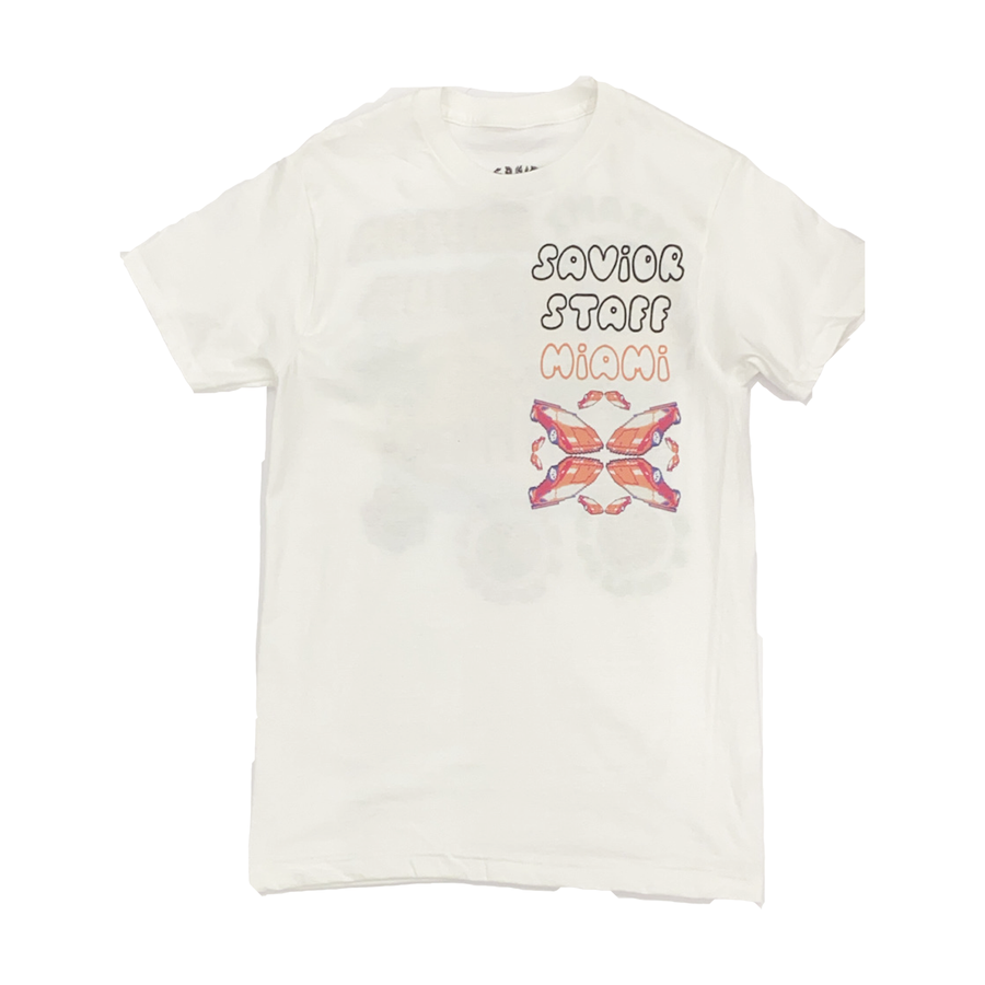 Image of Miami Savior Tour 21'- Staff Shirt