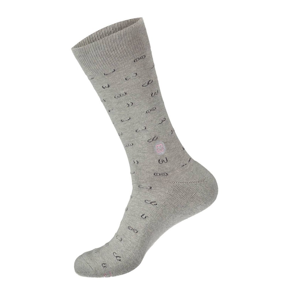 Image of Socks That Promote Breast Cancer Prevention