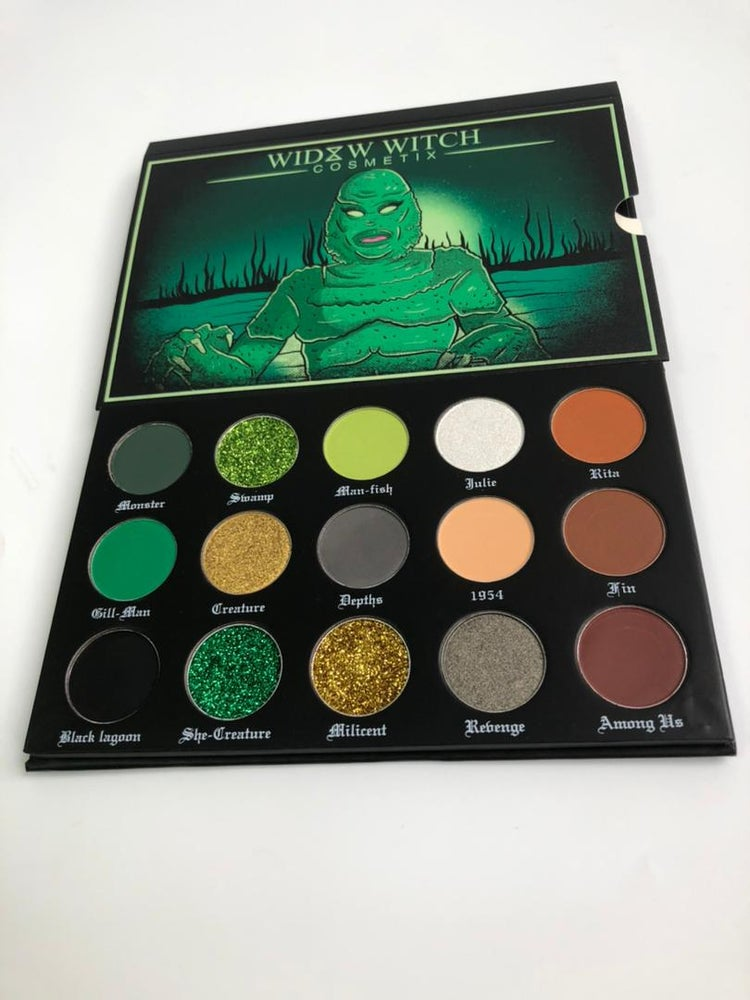 Image of She Creature Palette