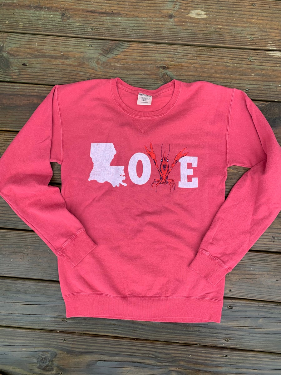 Image of Adult LOVE Sweatshirt