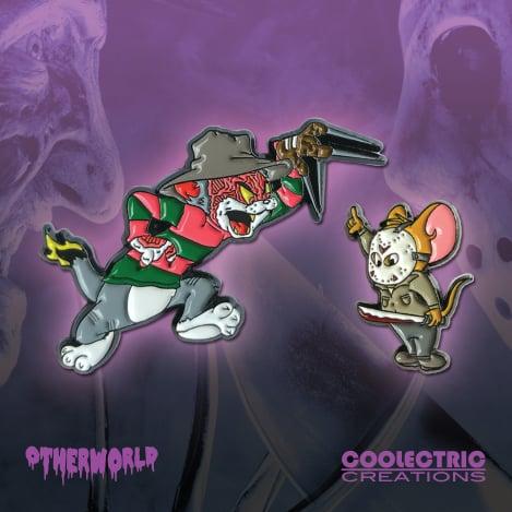 Image of Tom Kruger vs Jerry Vorheez (set)