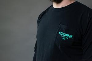 Image of Long Sleeve Pocket T