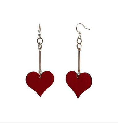 Image of Love Earrings