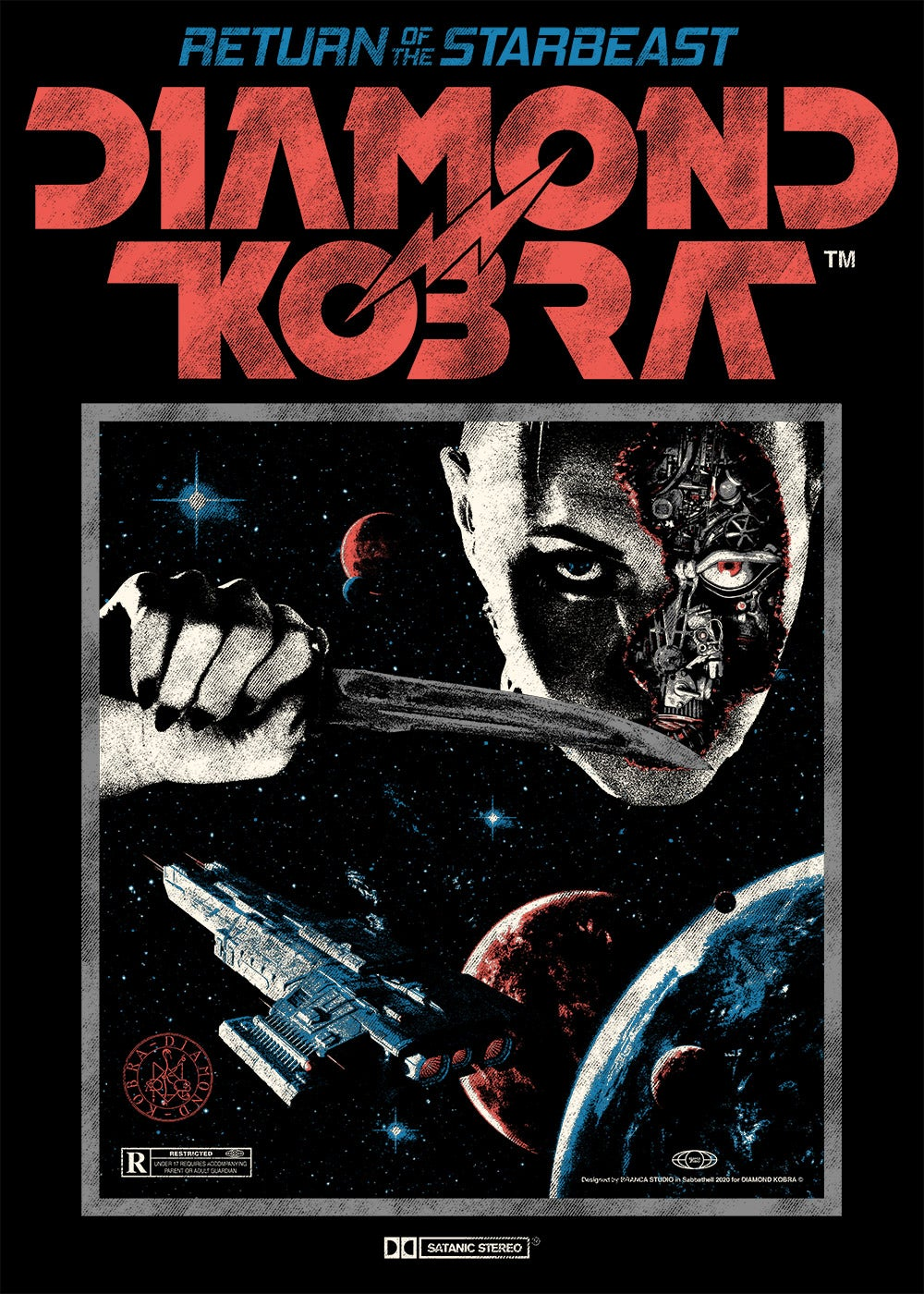 DIAMOND KOBRA - Return of the Starbeast