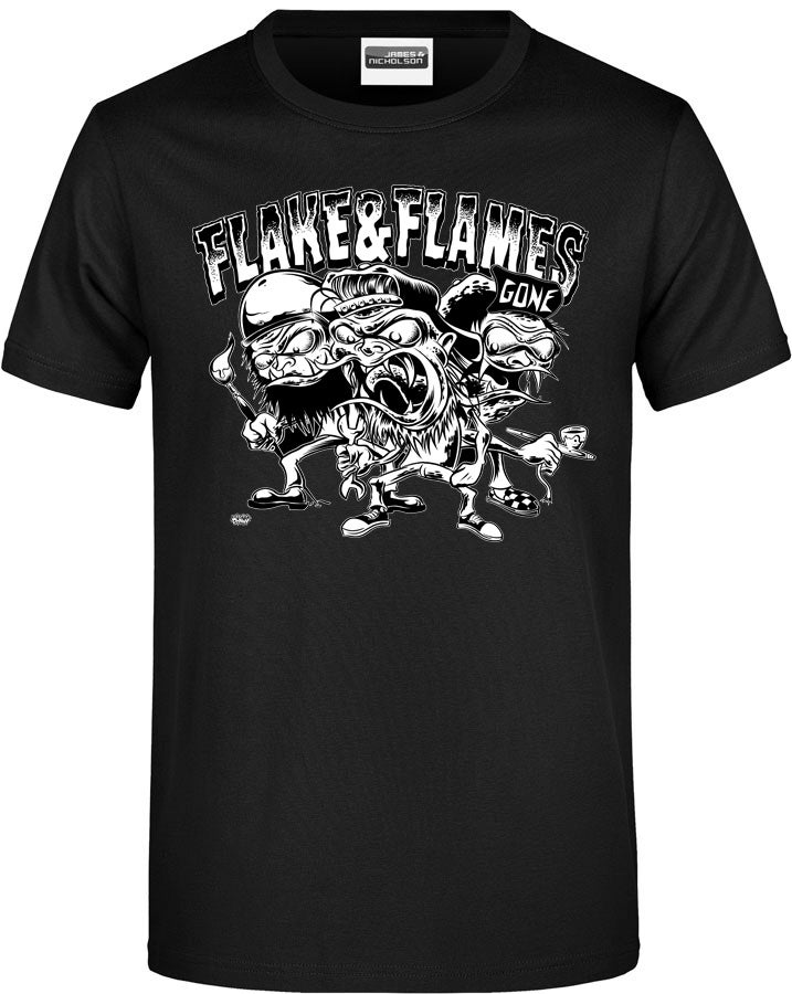 Flake & Flames | Dirty Donny