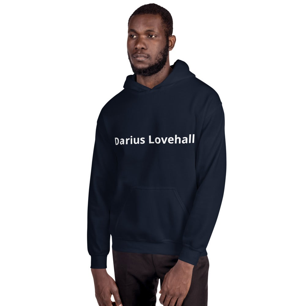 Image of Darius Lovehall Hoodie