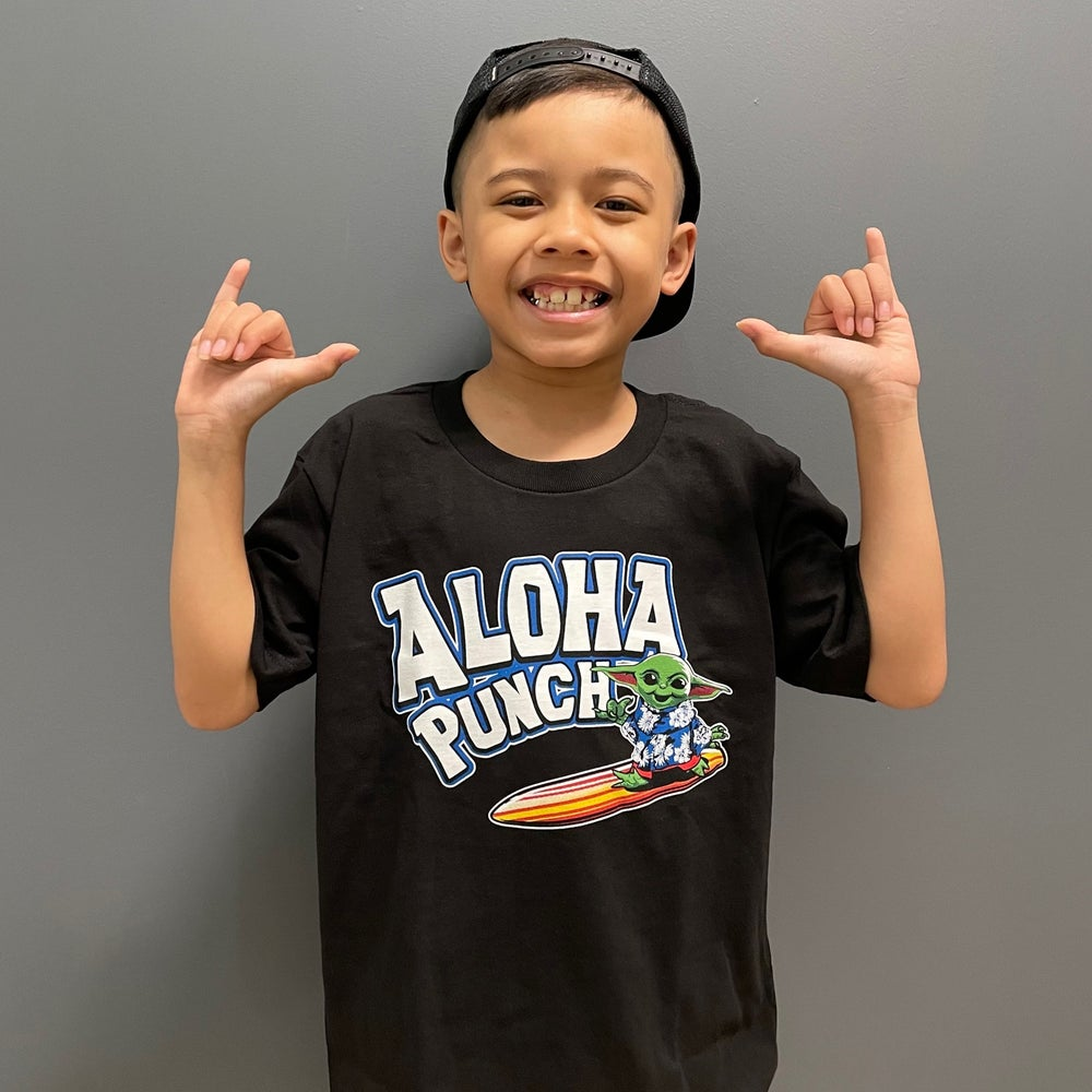 Image of ALOHA PUNCH Kid's T-Shirt