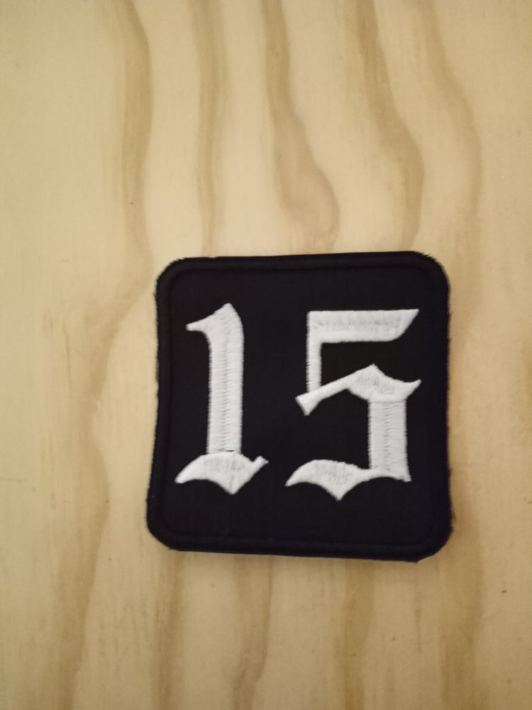 Image of 15 Patch