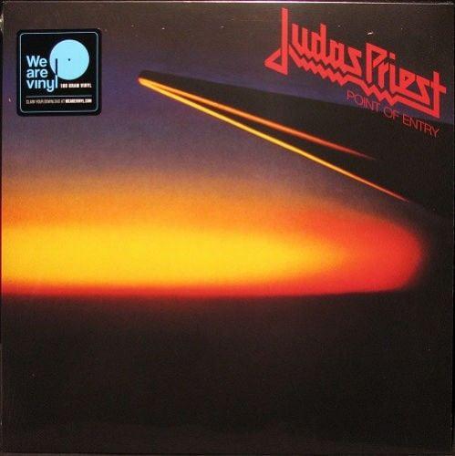 "JUDAS PRIEST - ""Point Of Entry"" LP - 180g"