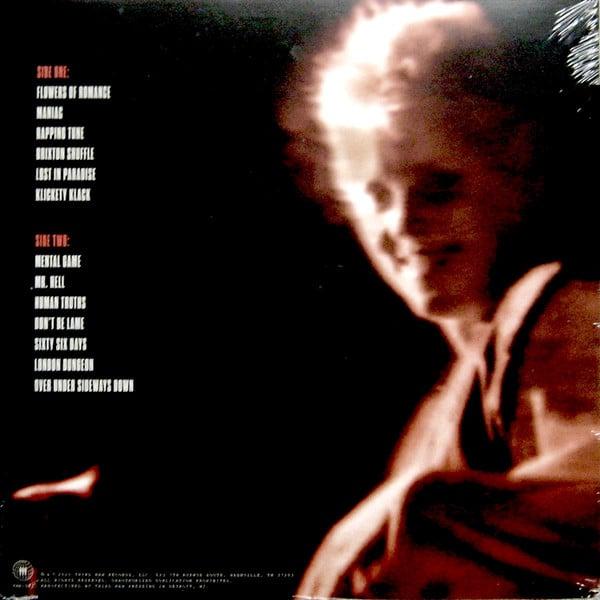 """L-SEVEN - """"Unreleased Studio & Live"""" LP"""