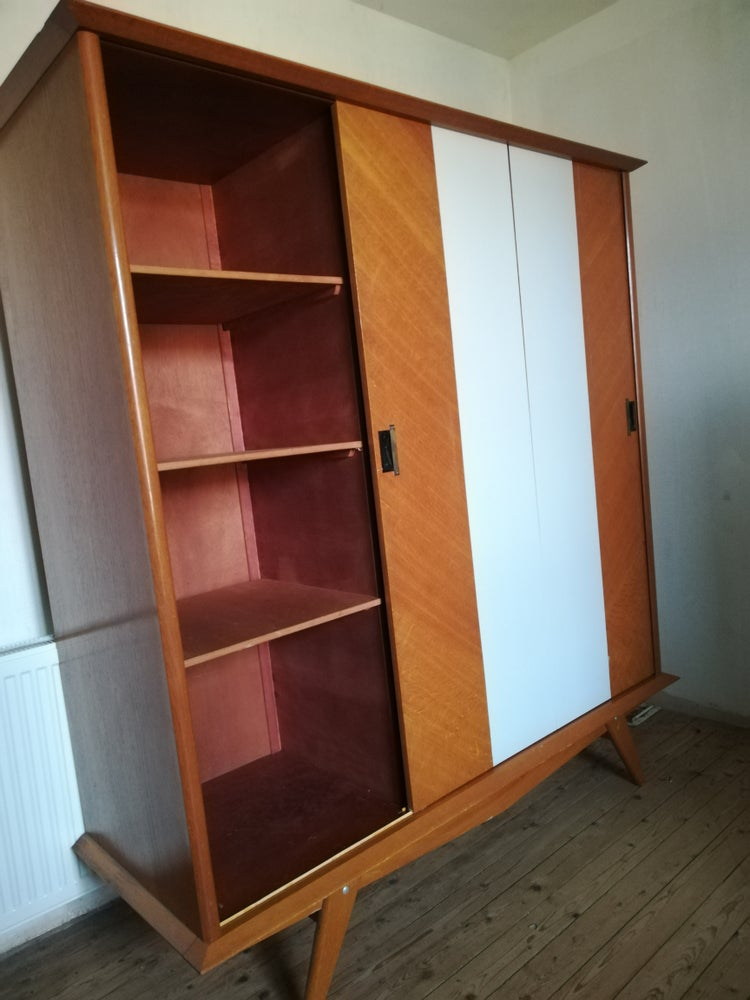 Image of Grande armoire 3 portes coulissantes