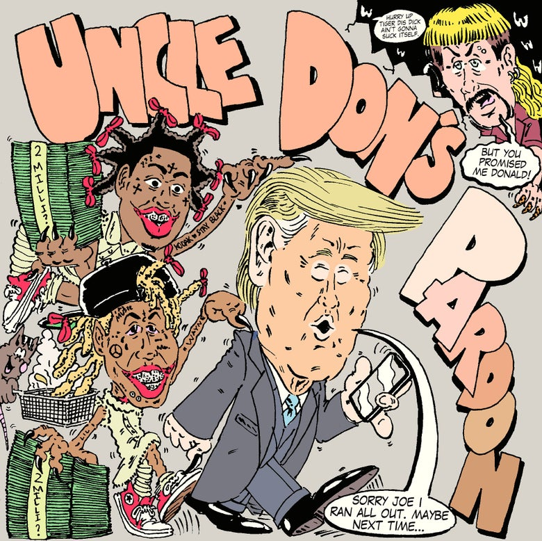 Image of Uncle Don's Pardon
