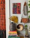 vintage banjara textile collage 001