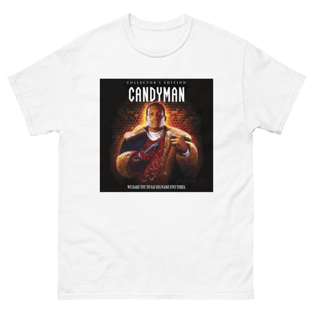 Candy Man T shirt By Chiefers Co. Movie Poster Series