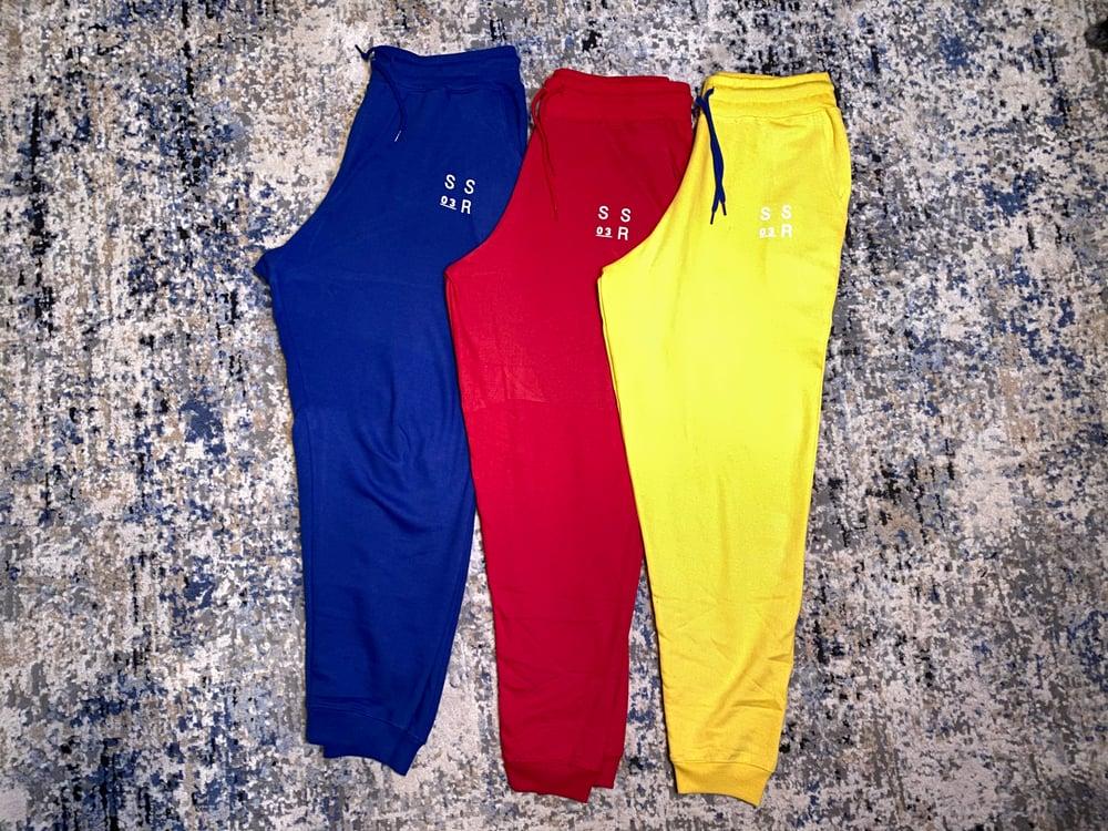 SSR03 : color way Sweatpants