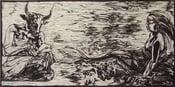 Image of Mermaid and Minotaur