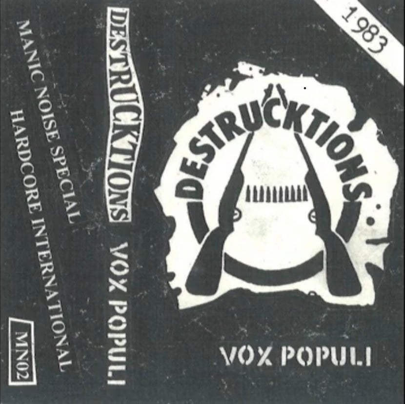 DESTRUCKTIONS-VOX POPULI CS