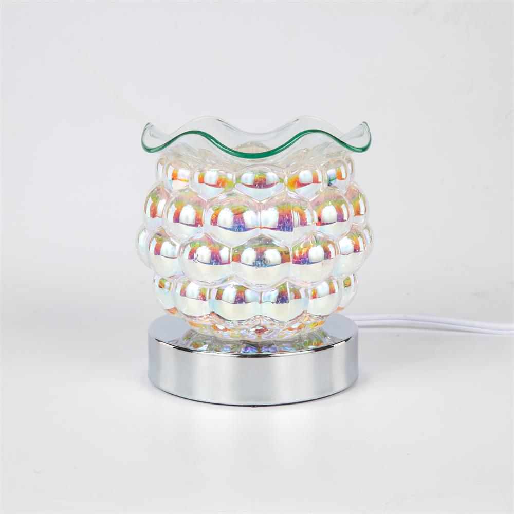 Image of Blissful Warmers Collaboration - Mother of Pearl Touch Lamp Warmer