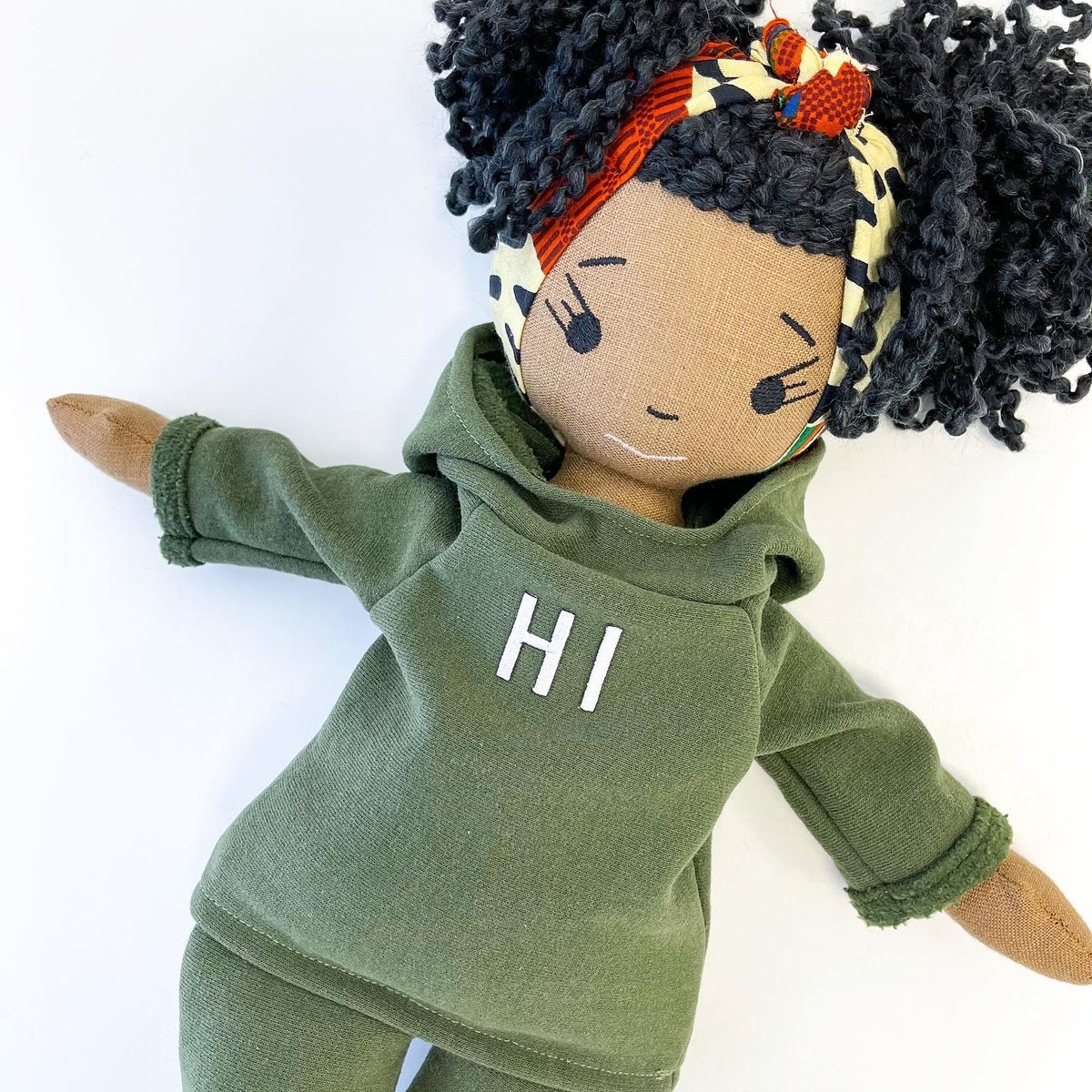 Londynn More to Love Handmade Linen Doll ( AVAILABLE JULY 1 2021)