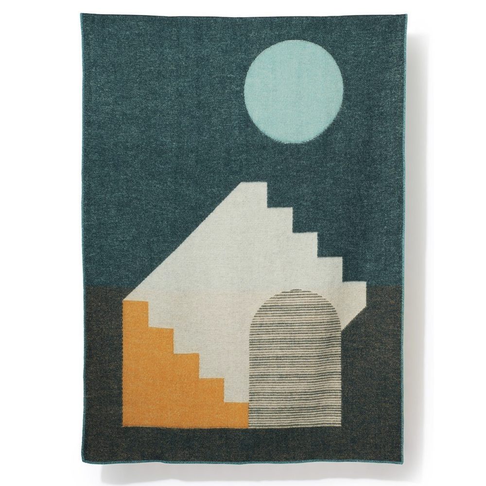 Image of Aspect wool blanket