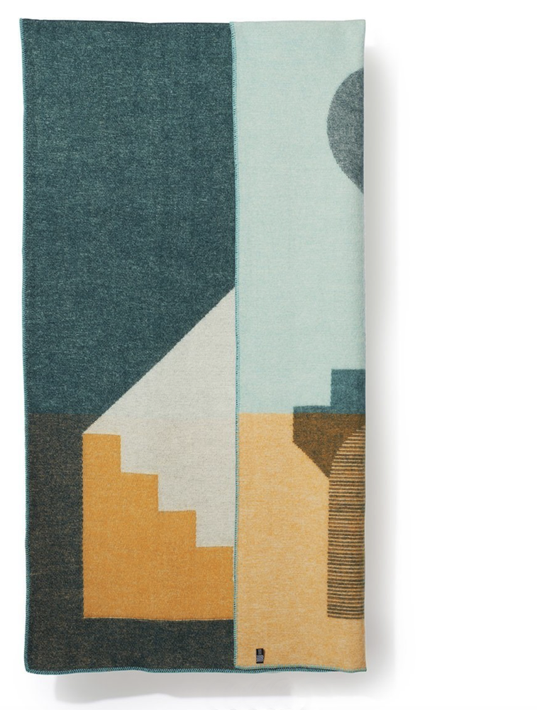 Image of Aspect wool blanket