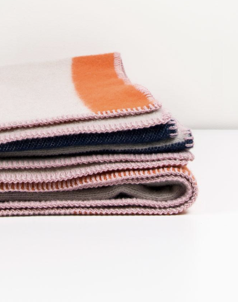Image of Bauhaused 2 wool blanket