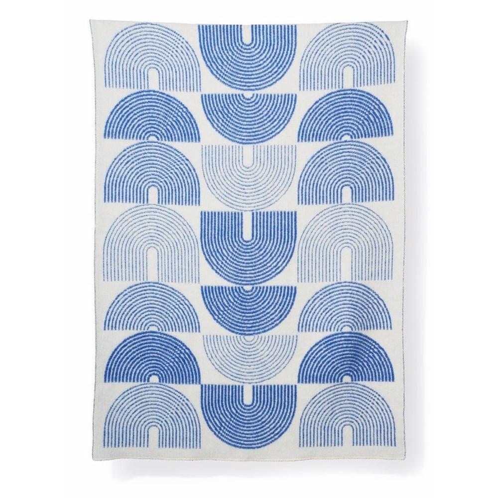 Image of Cycles wool blanket