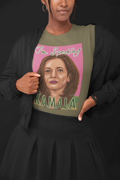 Image of Kamala I'm Speaking