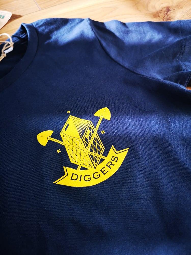 Image of Diggers Premium T-Shirt Ladies Cut