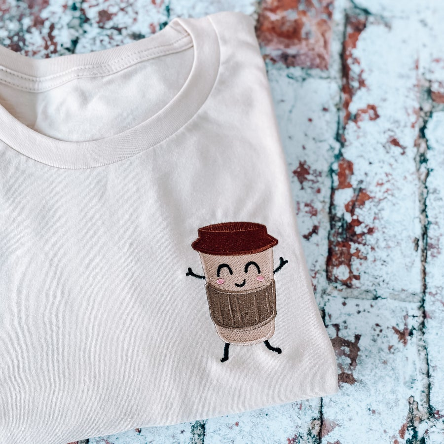Image of Coffee Tshirt
