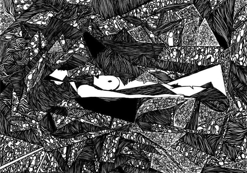 "Image of Stampa ""Lacerazione coerente"" di Mauro MRK"