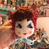 Rosie the riveter 1940s style Brooch