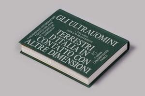 Image of GLI ULTRAUOMINI – Terrestri d'Italia in contatto con altre dimensioni (CTRL books)