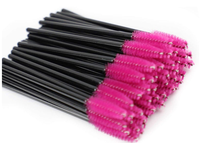 Image of Disposable Eyelash Mascara Brushes