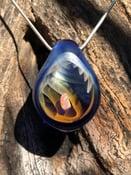 Image of Cobalt Tumbled Opal