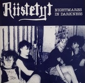 Image of RIISTETYT Nightmares In Darkness 12""